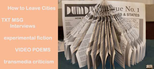 Issue No. 1: CITIES & STATES