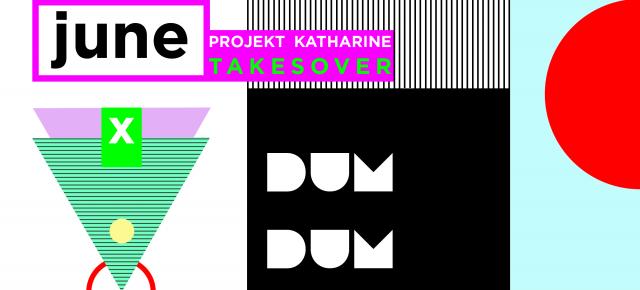 JUNE TAKEOVER: DUM DUM's Guest Editor, Projekt Katharine